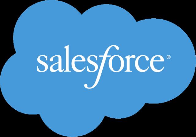 Salesforce CRM фото