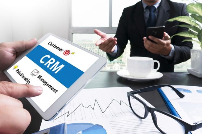 Внедрение CRM