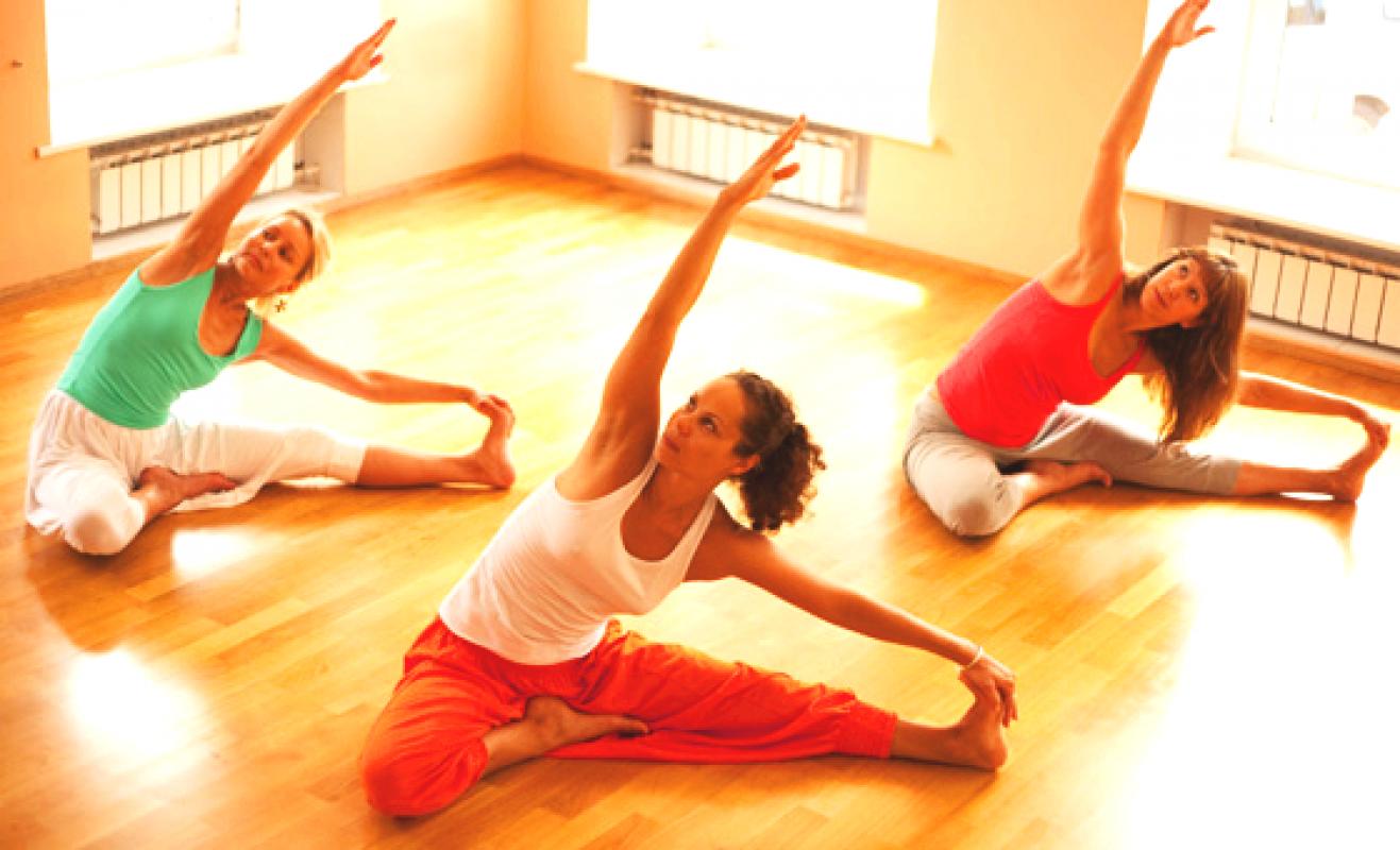 CRM для йоги