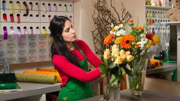 CRM цветочный бизнес