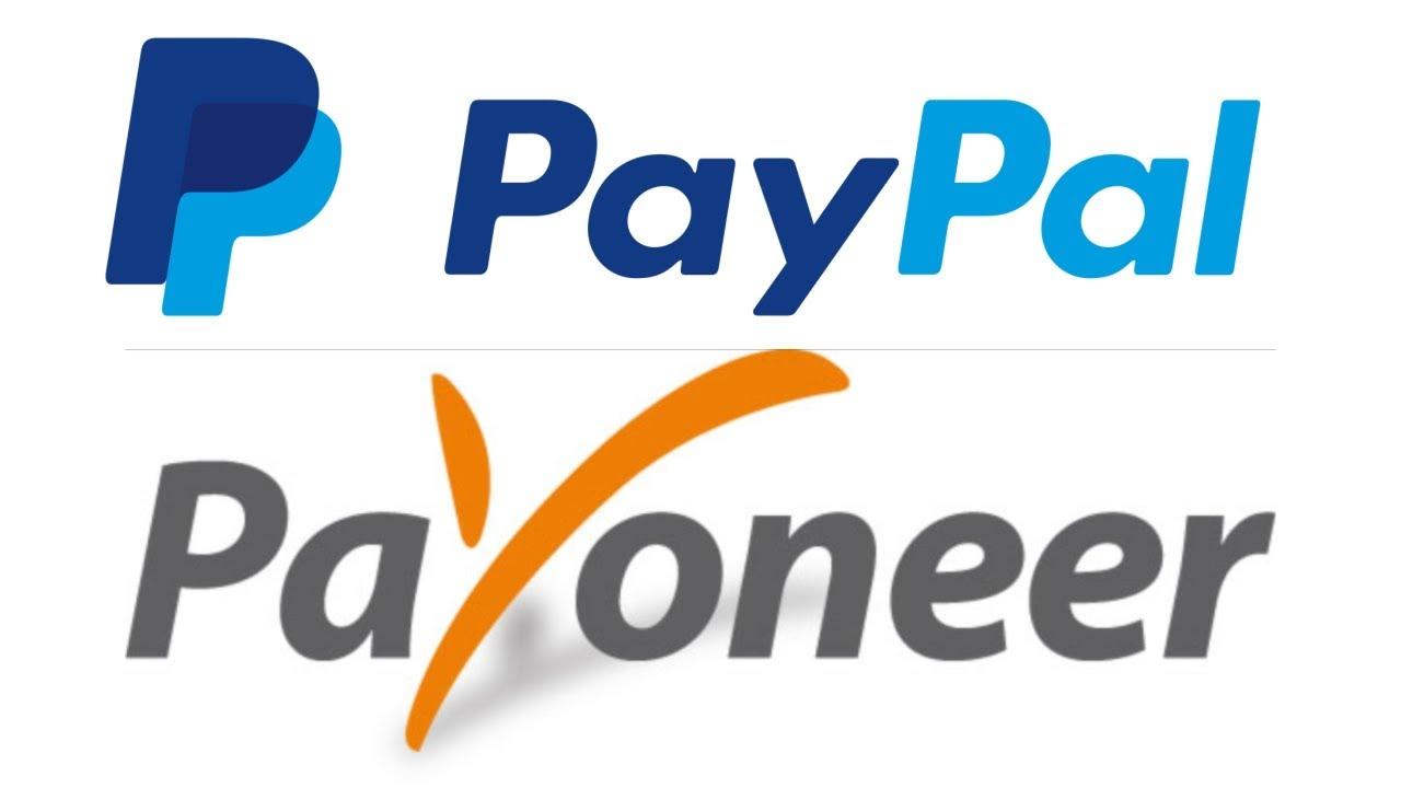 Описание сервисов Payoneer и PayPal (кратко) фото