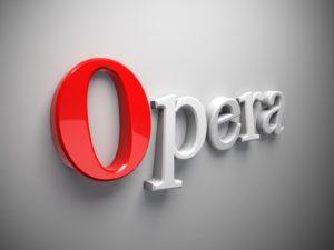 Opera фото