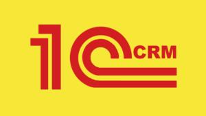 1С CRM фото